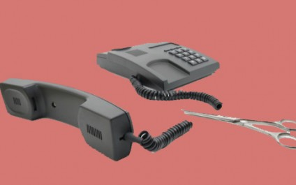 Is cutting the landline a good idea?